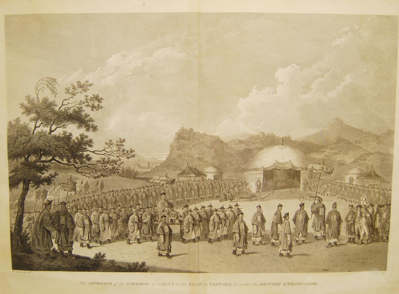 W Alexander (1767 - 1816) and J Fittler (1758 - 1835)