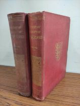 DOUBLEDAY H. A. & WILSON J. (Eds).The Victoria History of the County of Cumberland. 2 vols.
