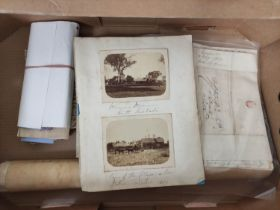 FAMILY OF HUNTER.Australia etc.3 bundles of correspondence & documents ref. the court case,