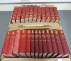 BRITISH MUSEUM.Bulletin (Entomology). Vols. 1 to 27 in twenty six plus Supplements 1 to 19 in
