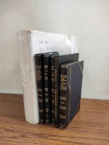 SCICLUNA SIR H. P.The Church of St. John in Valletta. Signed ltd. ed. 113/2000. Col. plates.