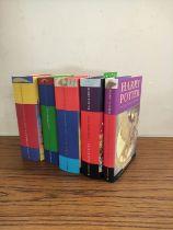 ROWLING J. K.Harry Potter & The Prisoner of Azkaban. Orig. pict. brds. in d.w. 10 9 8 7 6 5 4 3