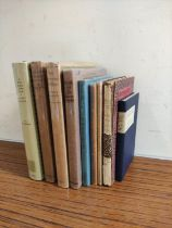 GRAVES ROBERT.Collected Poems (1914-1947). 1st ed. in orig. green cloth & d.w. 1948; also 1st's in