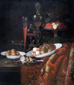 Josef Georg Hinz, Altona 1630-1688 Hamburg, Prunkstillleben