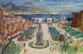 Otto Rudolf Schatz,Wien 1900 – 1961 Wien, Neapel