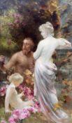 Eduard Veith, Neutitschein 1858 – 1925 Wien, Die Allegorie des Herbstes