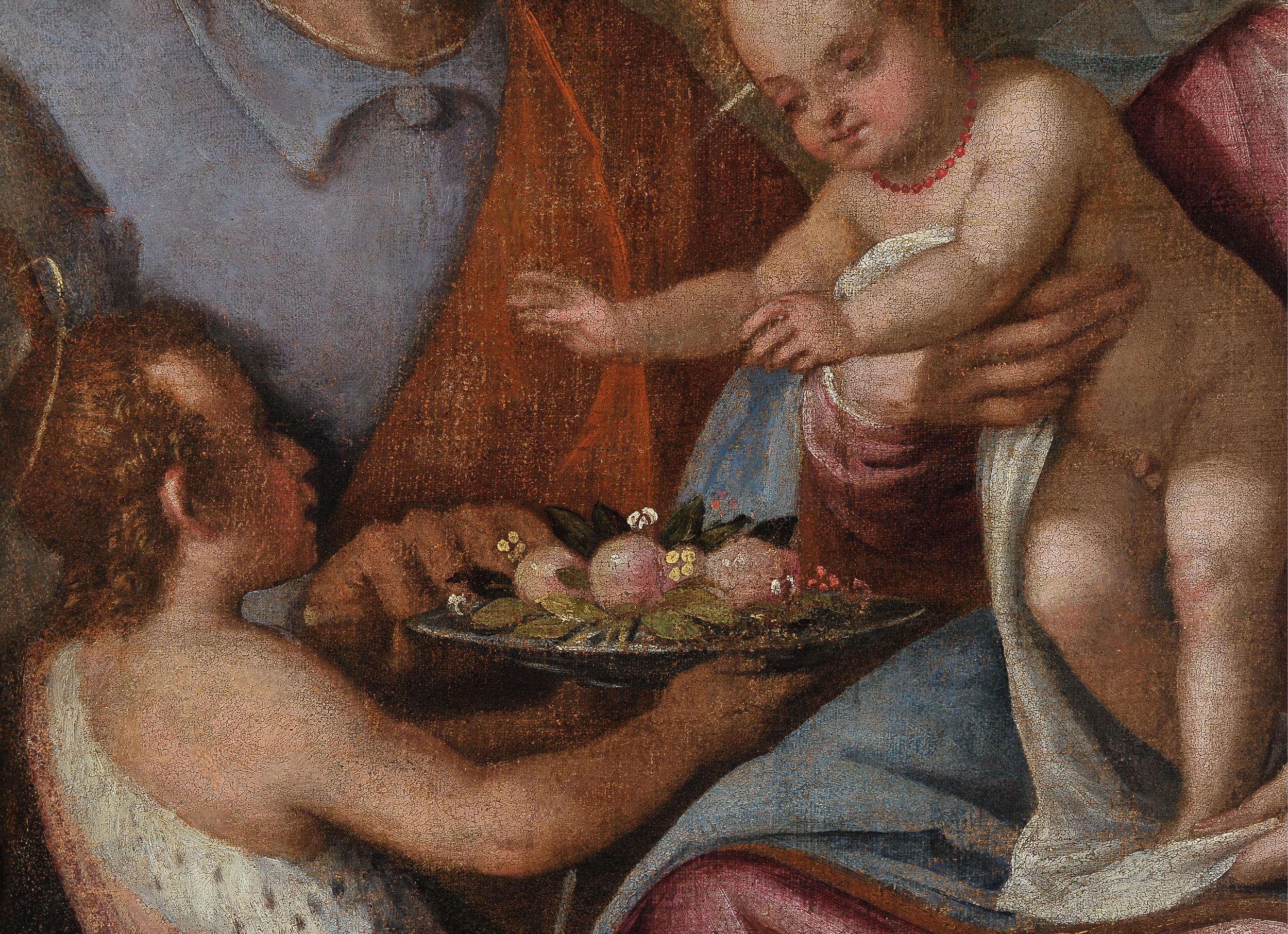 Jacopo Negretti, detto Palma Il Giovane, Venedig 1544-1628 Venedig - Image 6 of 7