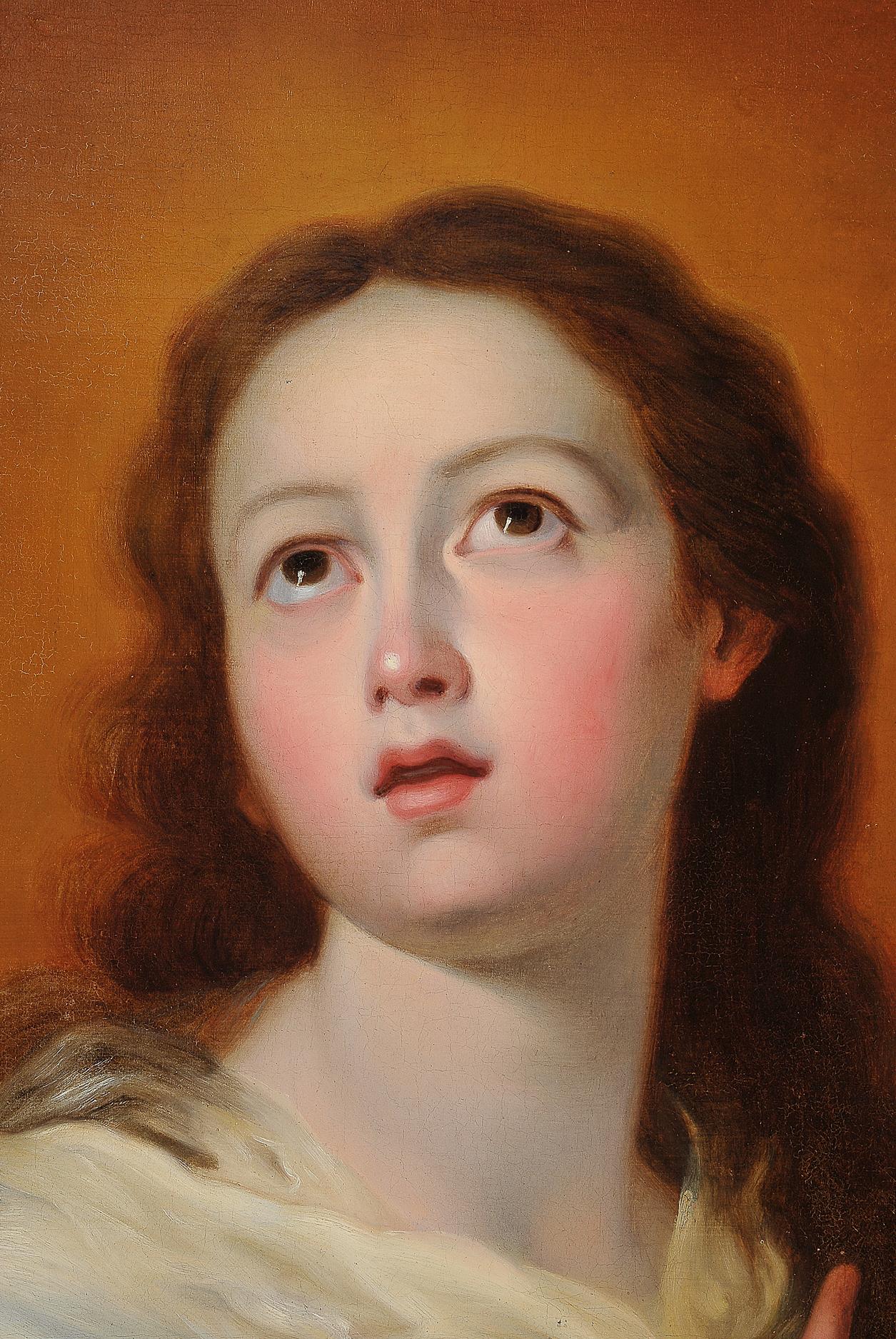 Bartolomeo Esteban Murillo, Sevilla 1617 – 1682 Sevilla (Nachfolge), 17./18. Jhdt. - Image 3 of 9