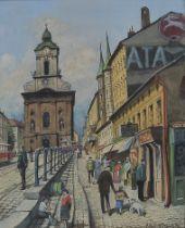 Richard Pokorny, Wien 1907 – 1997 Wien, Rauchfangkehrerkirche