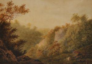 Francis Oliver Finch, Friday Street 1802 – 1862 London, Landschaft