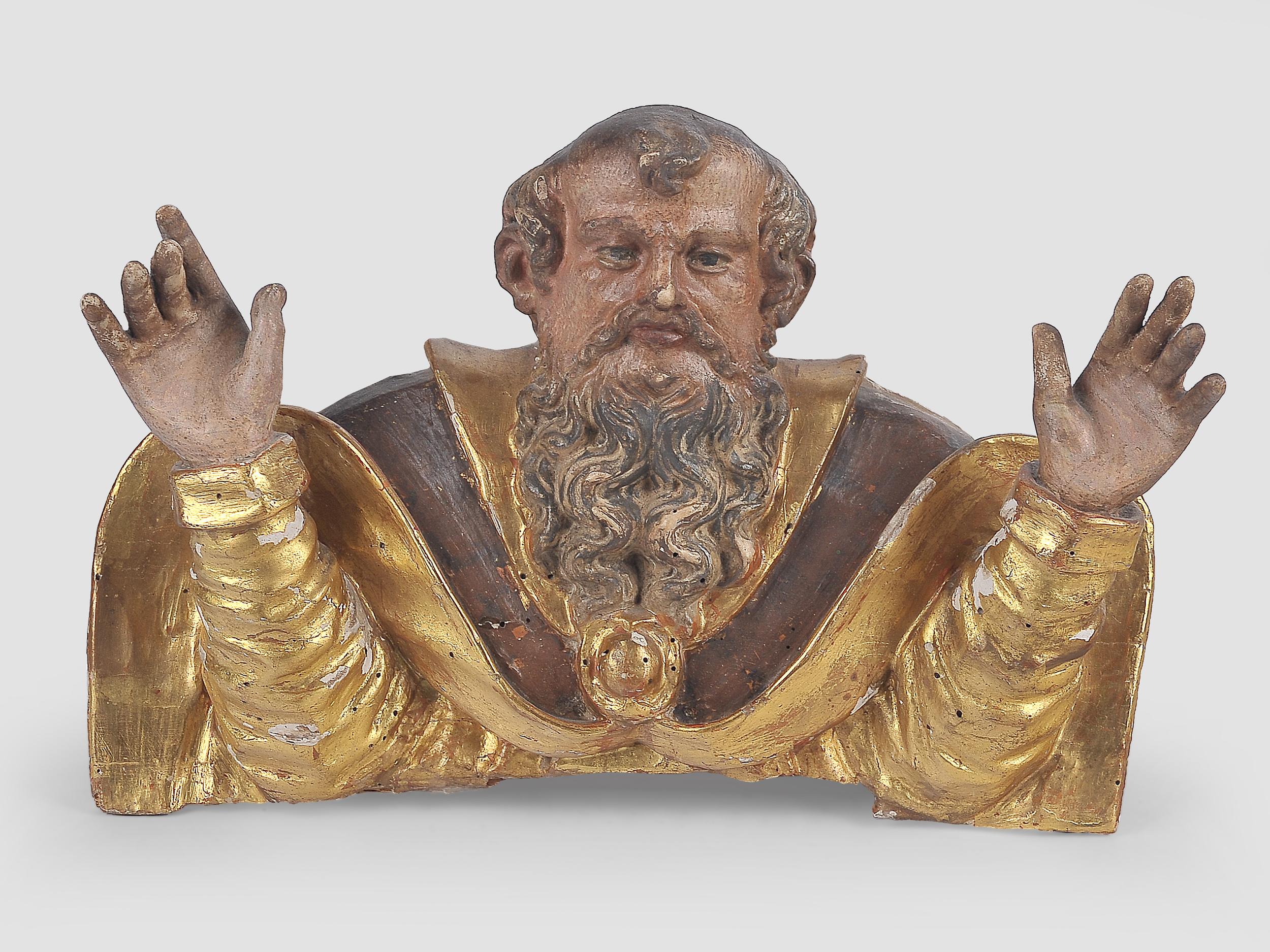 Gottvater, Barock, 17. Jahrhundert