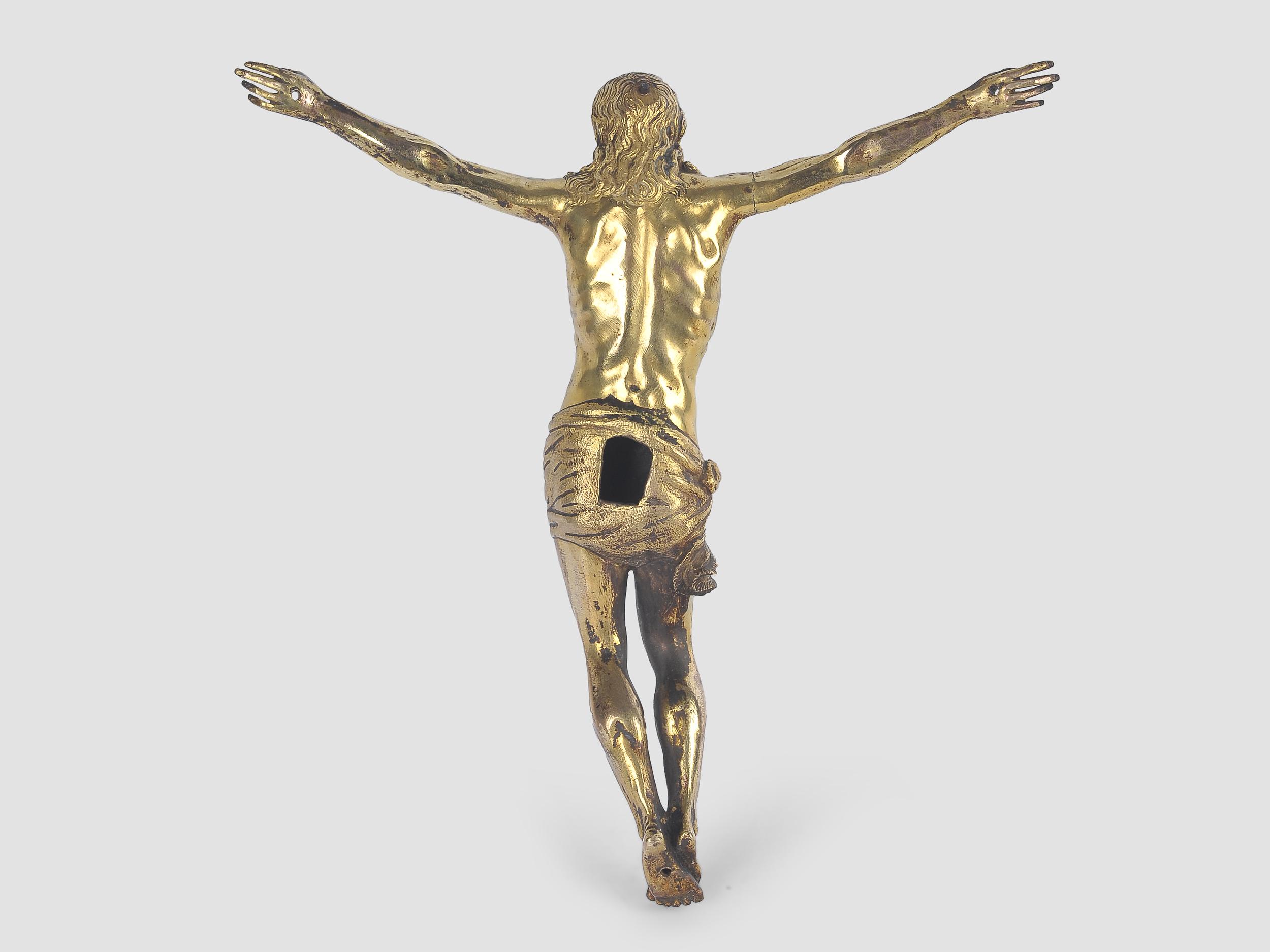 Corpus Christi, Savero da Ravenna 1496-1538 (Umkreis), Bronze - Image 8 of 9