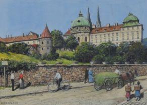 Richard Pokorny, Wien 1907 – 1997 Wien, Stift Klosterneuburg