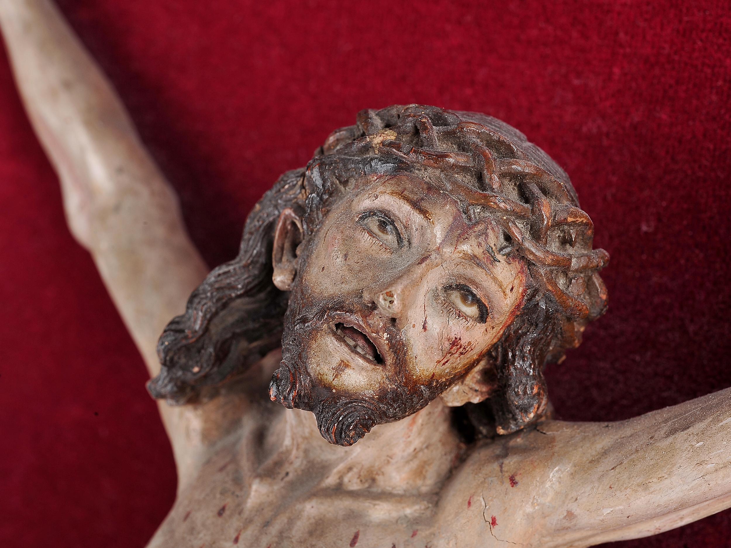 Christo Vivo, Spanien, 17. Jahrhundert - Image 2 of 8