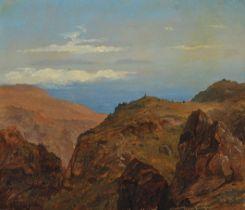 Insel Madeira, Peder Sörensen?, Gemälde