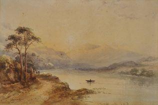 Joseph Murray Ince, Presteign 1806 – 1889 London, Landschaft