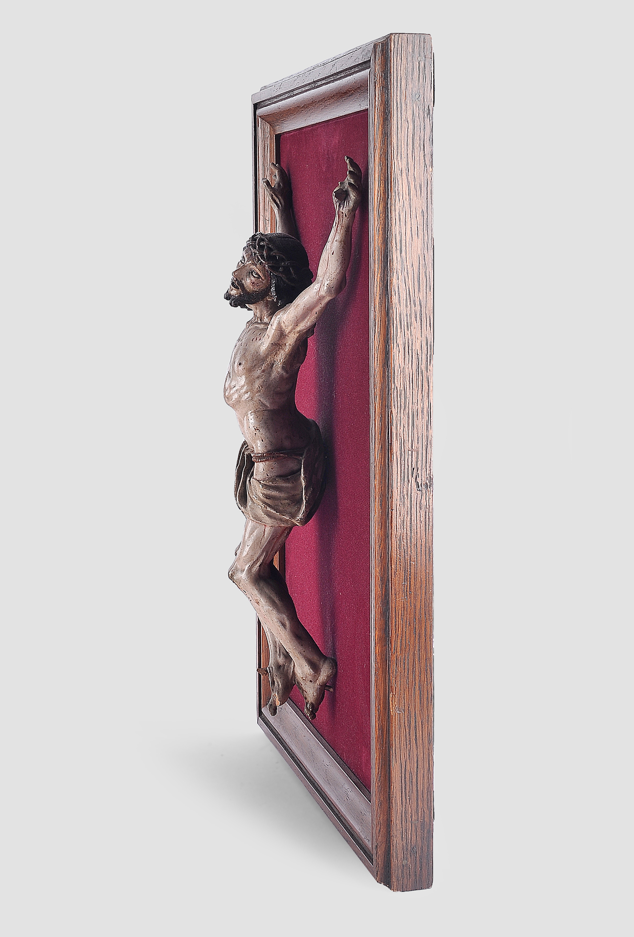 Christo Vivo, Spanien, 17. Jahrhundert - Image 6 of 8