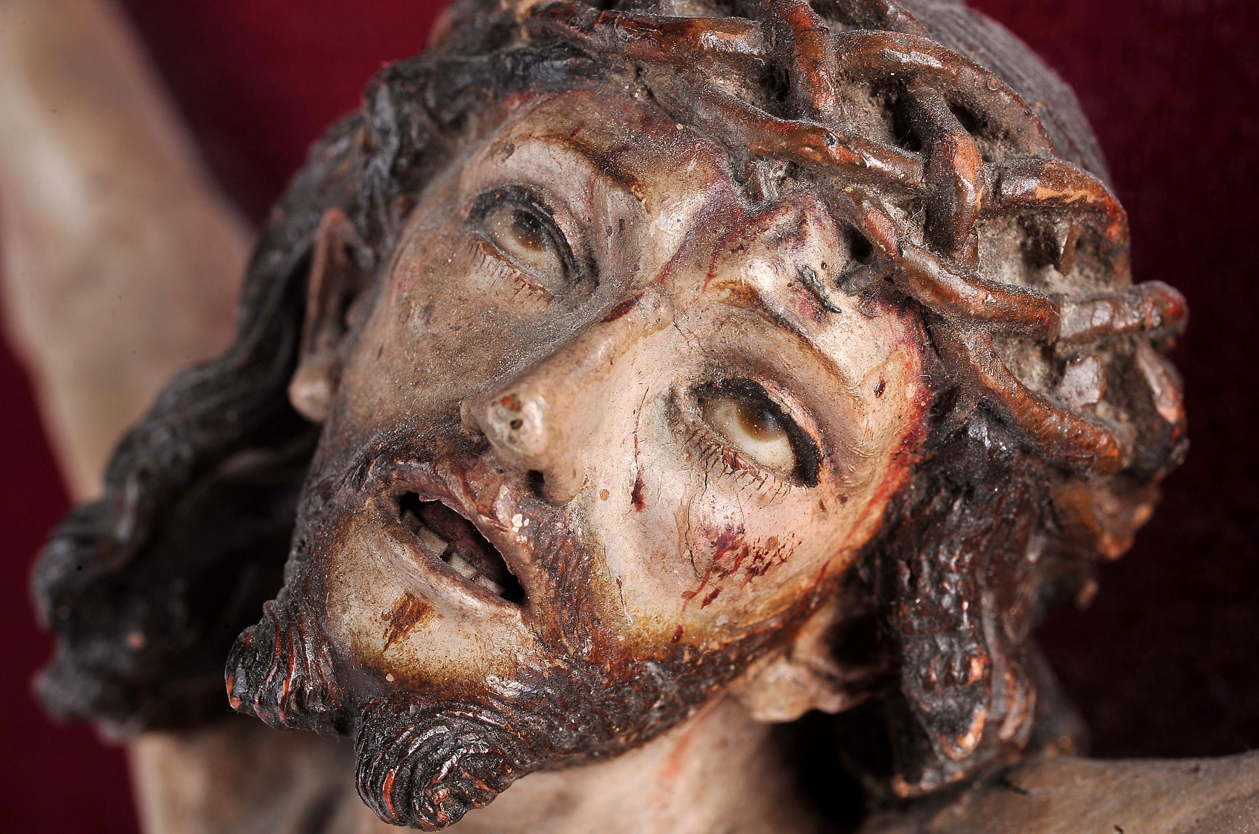 Christo Vivo, Spanien, 17. Jahrhundert - Image 4 of 8