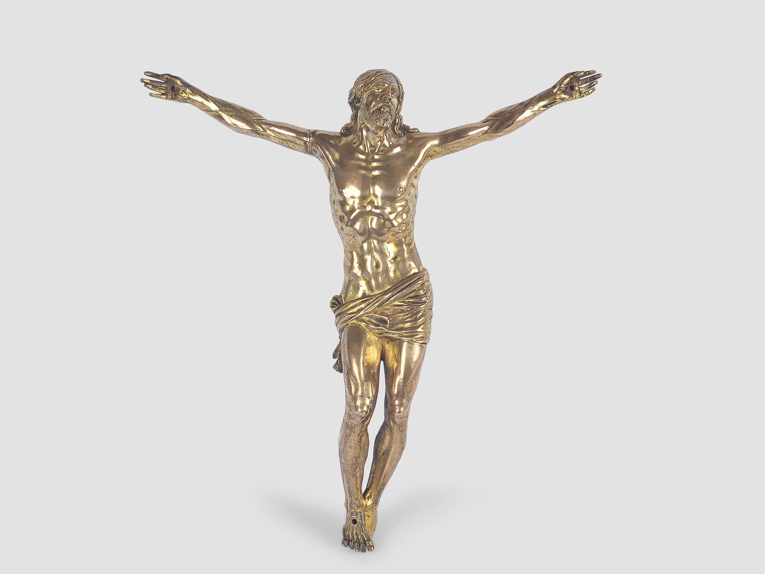Corpus Christi, Savero da Ravenna 1496-1538 (Umkreis), Bronze - Image 2 of 9
