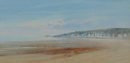John Shapland, England 1865 – 1929, Küstenlandschaft