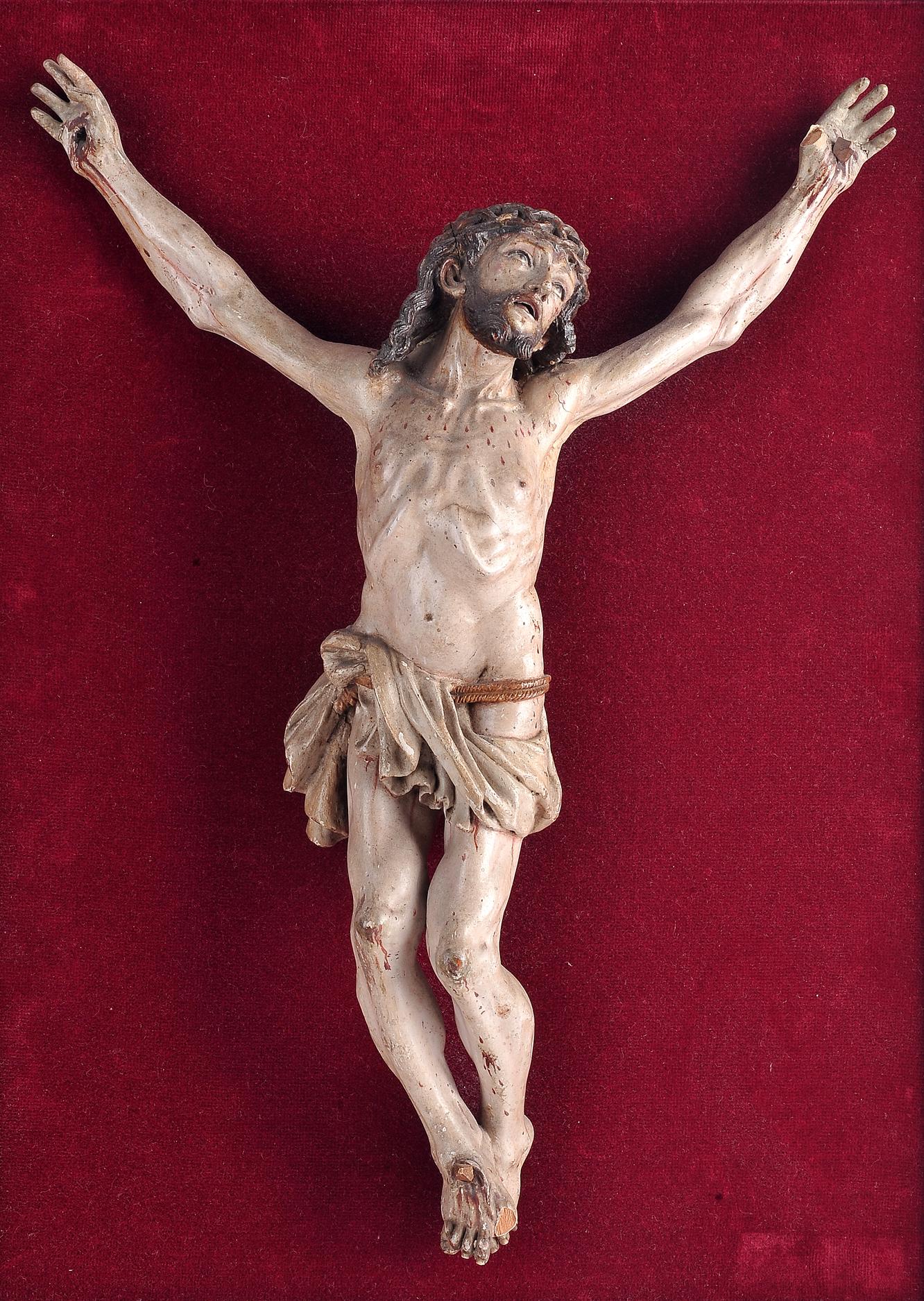 Christo Vivo, Spanien, 17. Jahrhundert - Image 3 of 8