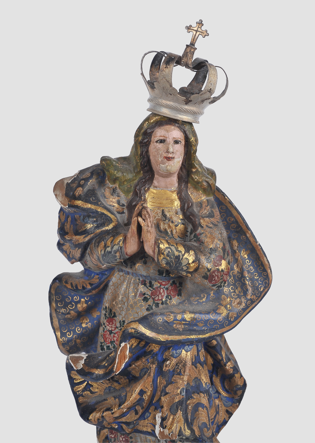 Maria Immaculata, Spanien, 18. Jahrhundert - Image 2 of 6