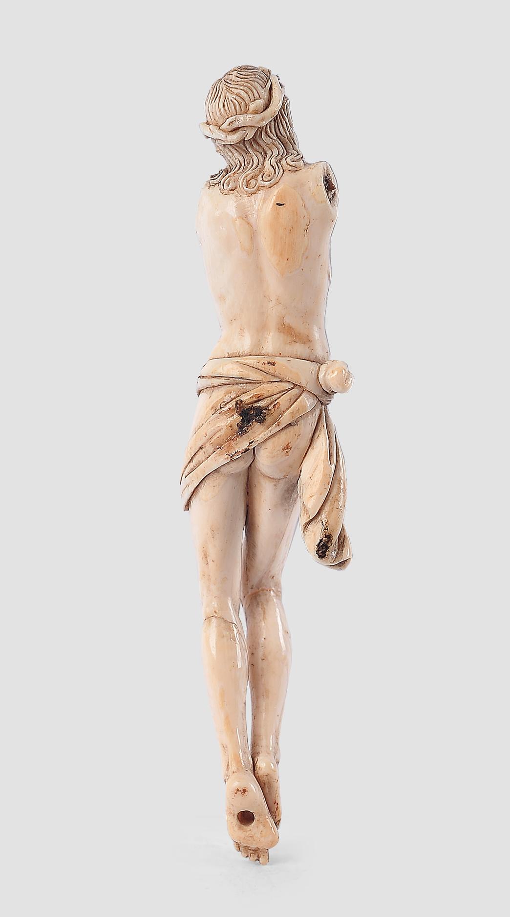 Corpus Christi, 18. Jahrhundert, Elfenbein - Image 2 of 2