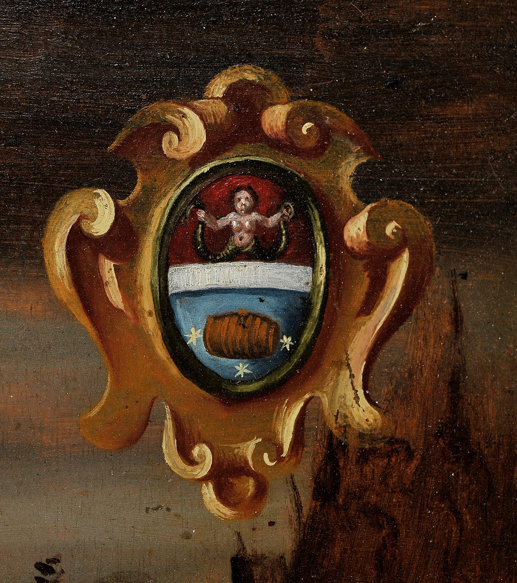 Madonna, Gemälde, 17. Jhdt. - Image 3 of 7