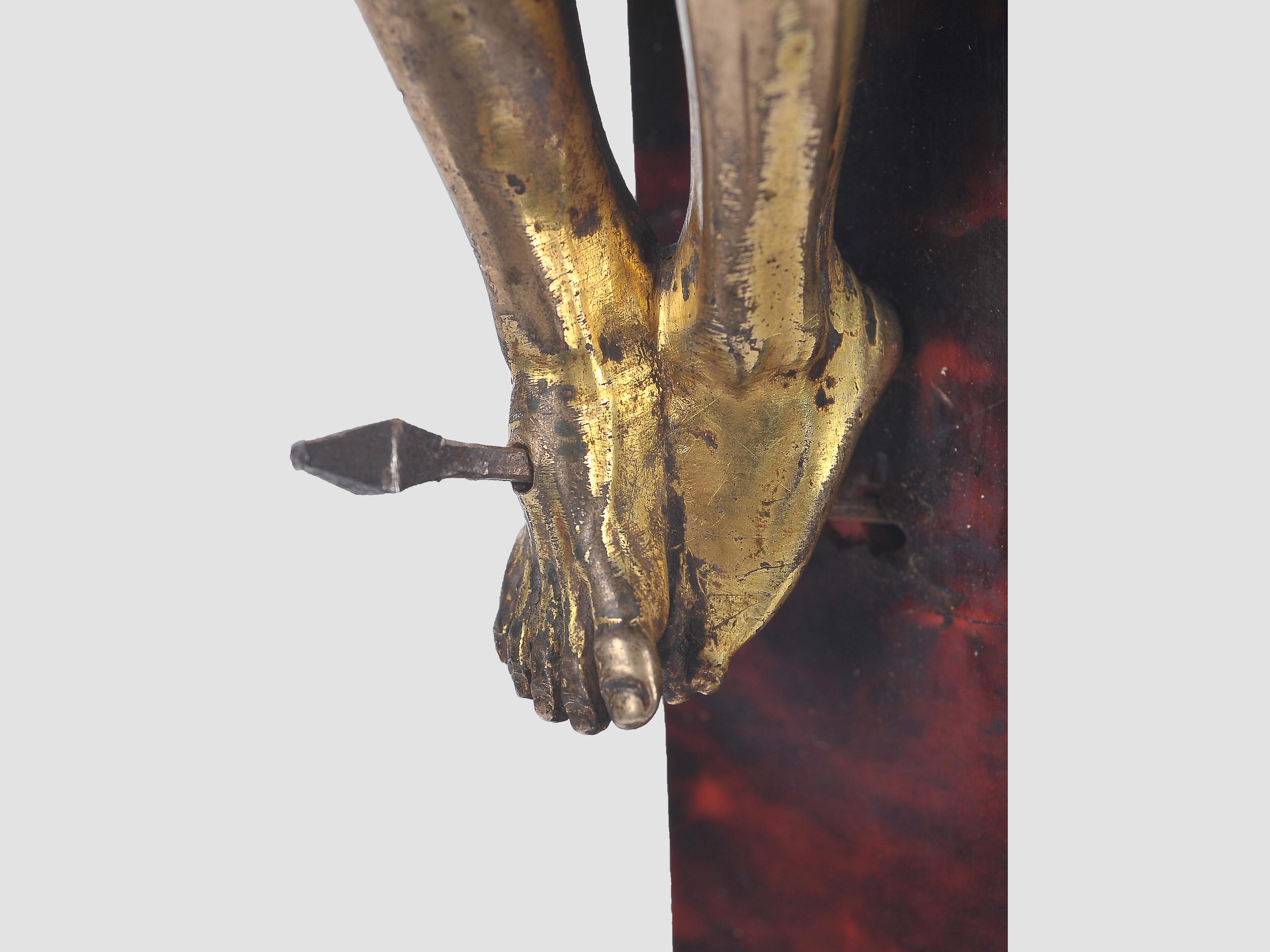 Corpus Christi, Savero da Ravenna 1496-1538 (Umkreis), Bronze - Image 6 of 9
