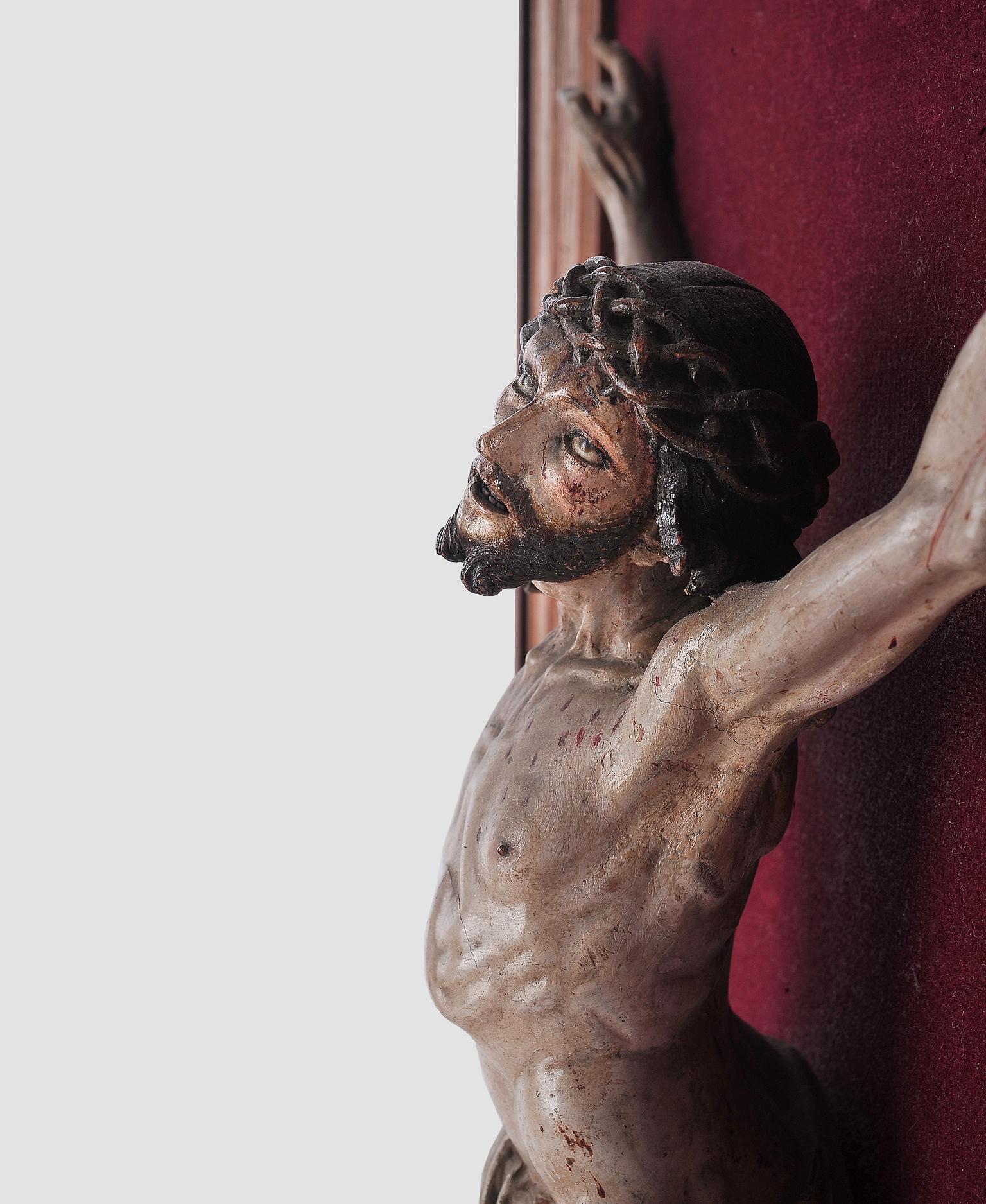 Christo Vivo, Spanien, 17. Jahrhundert - Image 7 of 8