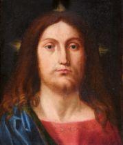 Salvator Mundi, Gemälde, Italien 16./17. Jhdt.
