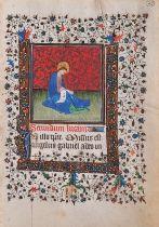 Buchmalerei, Illumination, um 1410/20