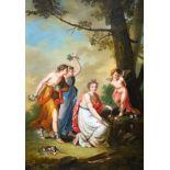 Der schlimme Amor, Gemälde, Empire um 1790/1810