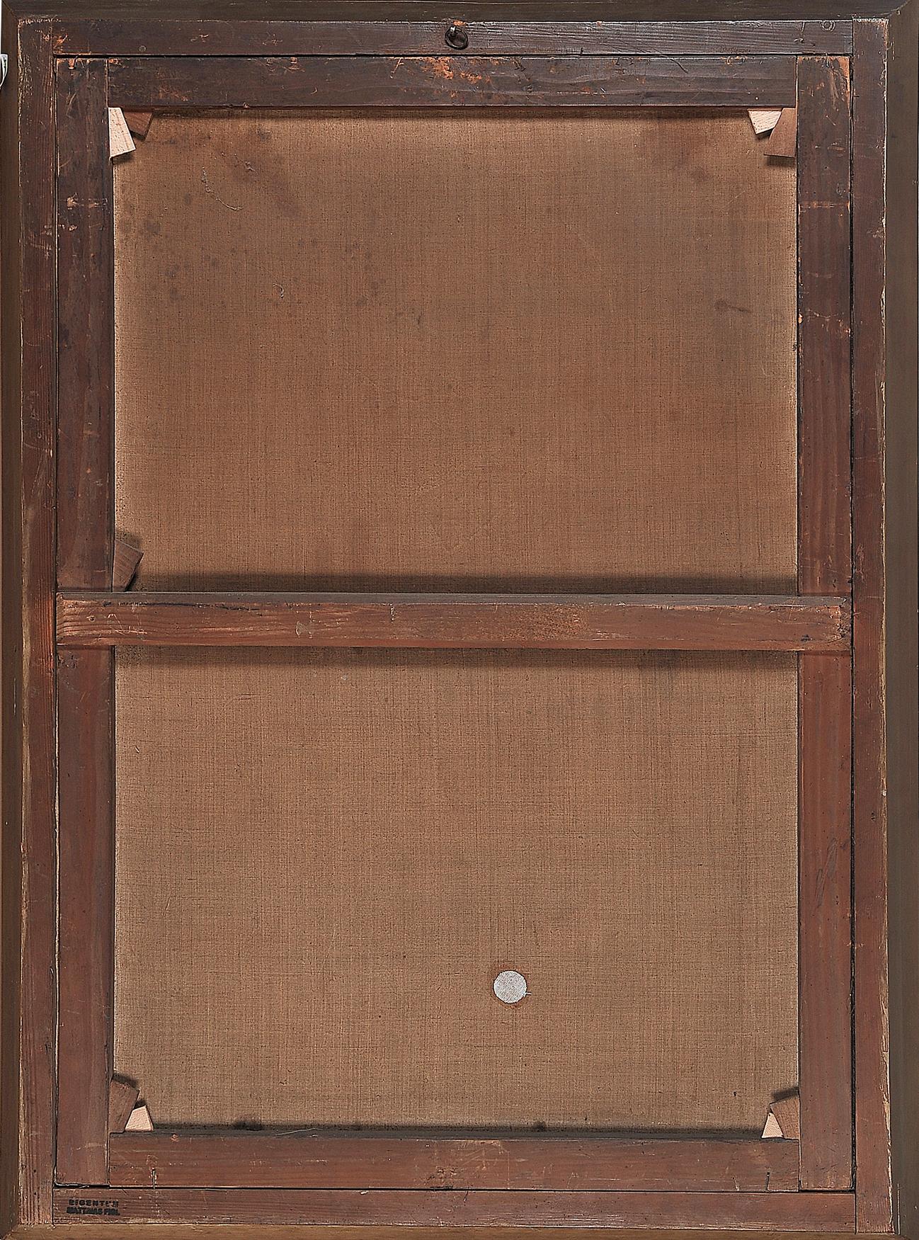 Der schlimme Amor, Gemälde, Empire um 1790/1810 - Image 3 of 3