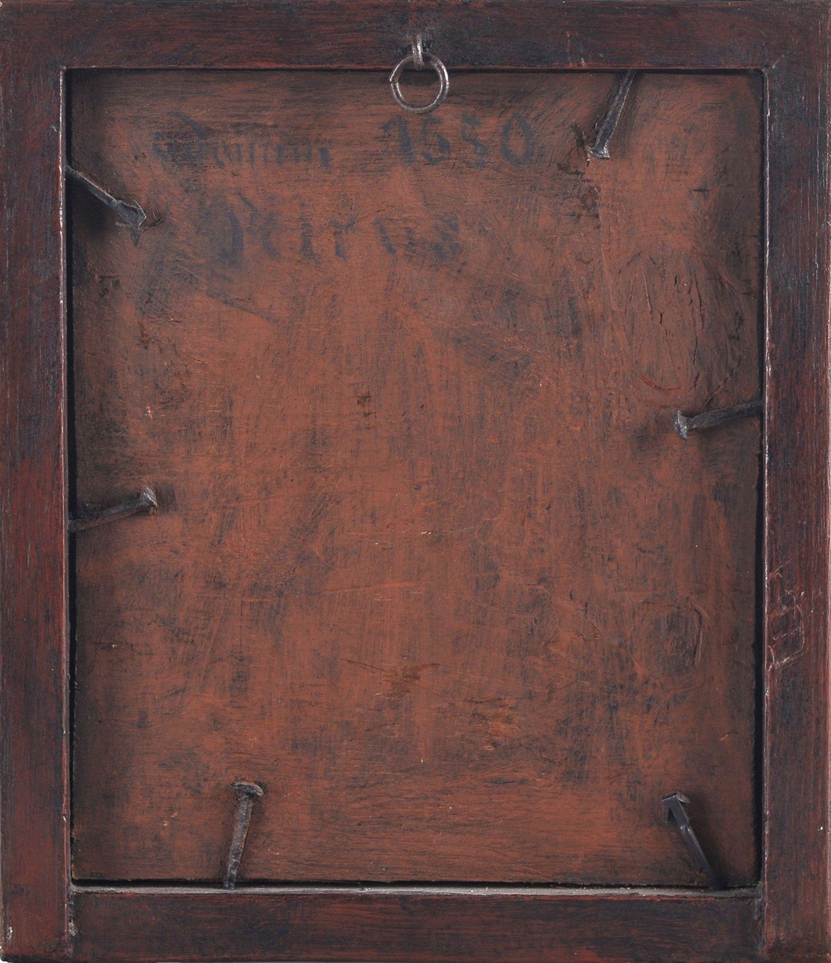 Heiliger Petrus, Holz Relief um 1500/20 - Image 2 of 2