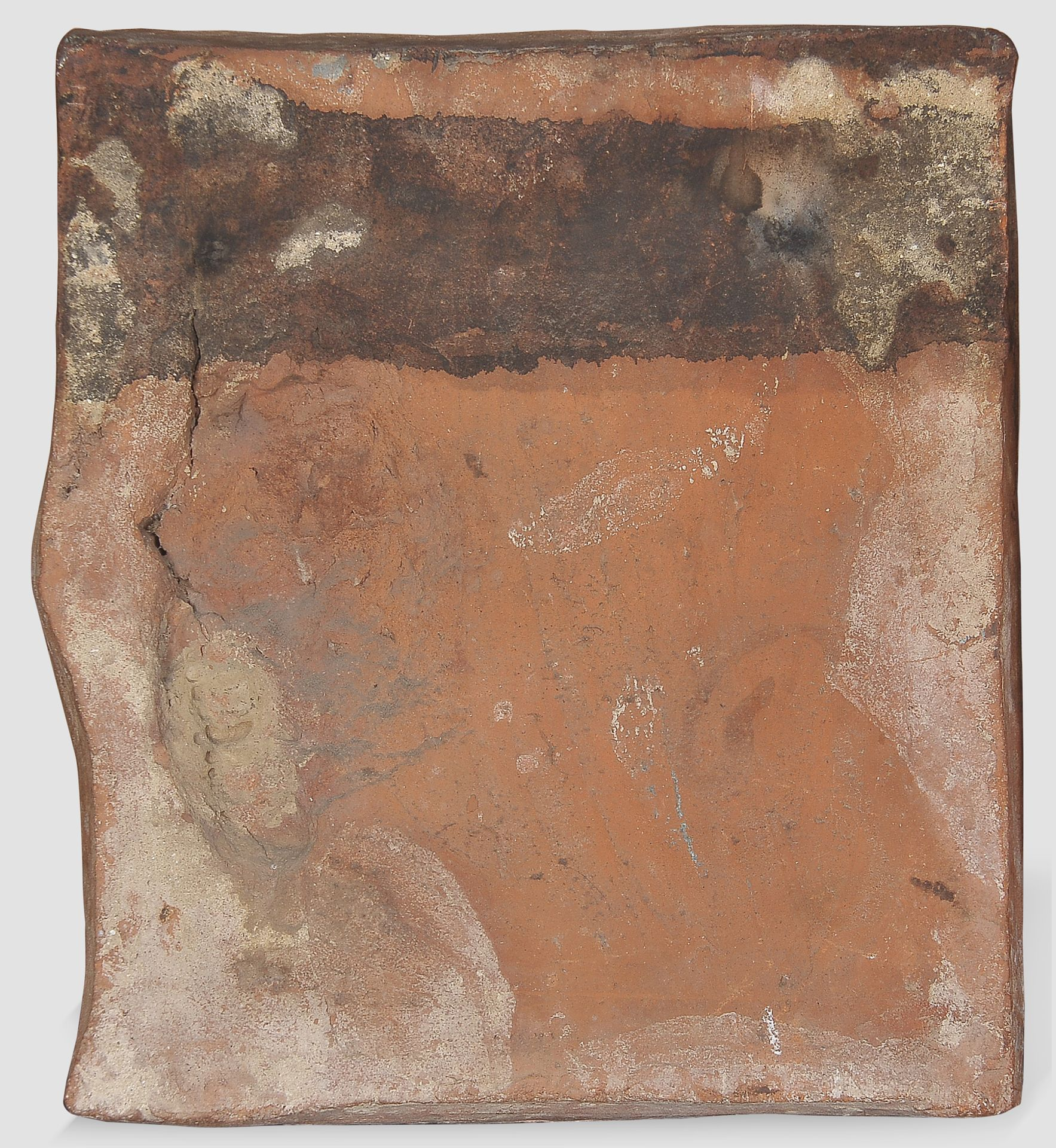 Terracotta Relief, Verkündigung Mariä - Image 9 of 9
