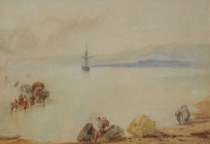 John Cuthbert Salmon, Colchester, Essex 1841 – 1917 London, Landschaft