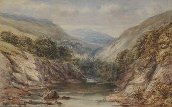 William Gray, England 1835 – 1883, Landschaft