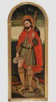 Heiliger Rochus, Gemälde, Anfang 16. Jhdt.