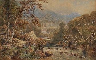 George Shepheard, Aktiv 1800 – 1830, Landschaft