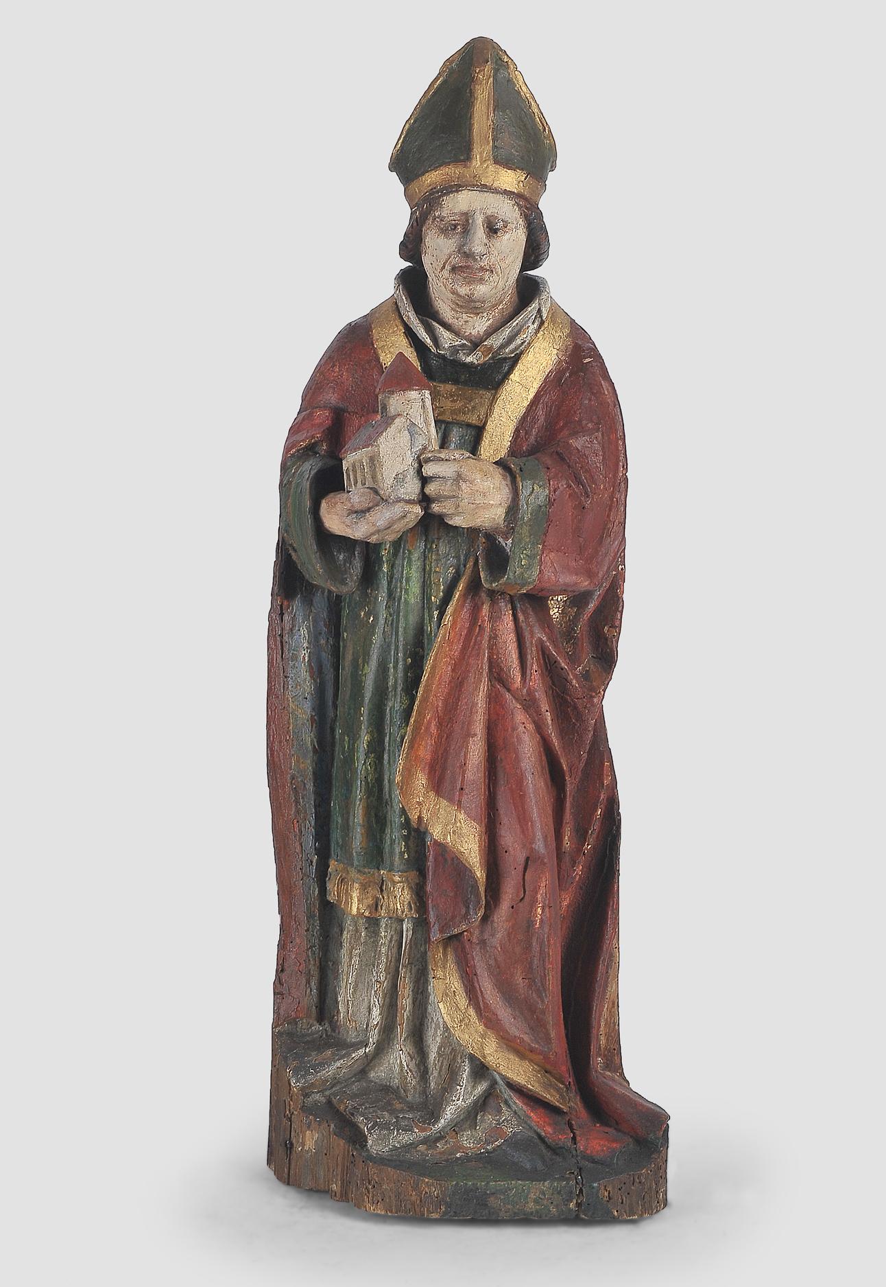 Heiliger Wolfgang, Salzburg, um 1480