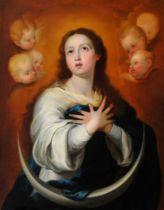 Bartolomeo Esteban Murillo, Sevilla 1617 – 1682 Sevilla (Nachfolge), 17./18. Jhdt.