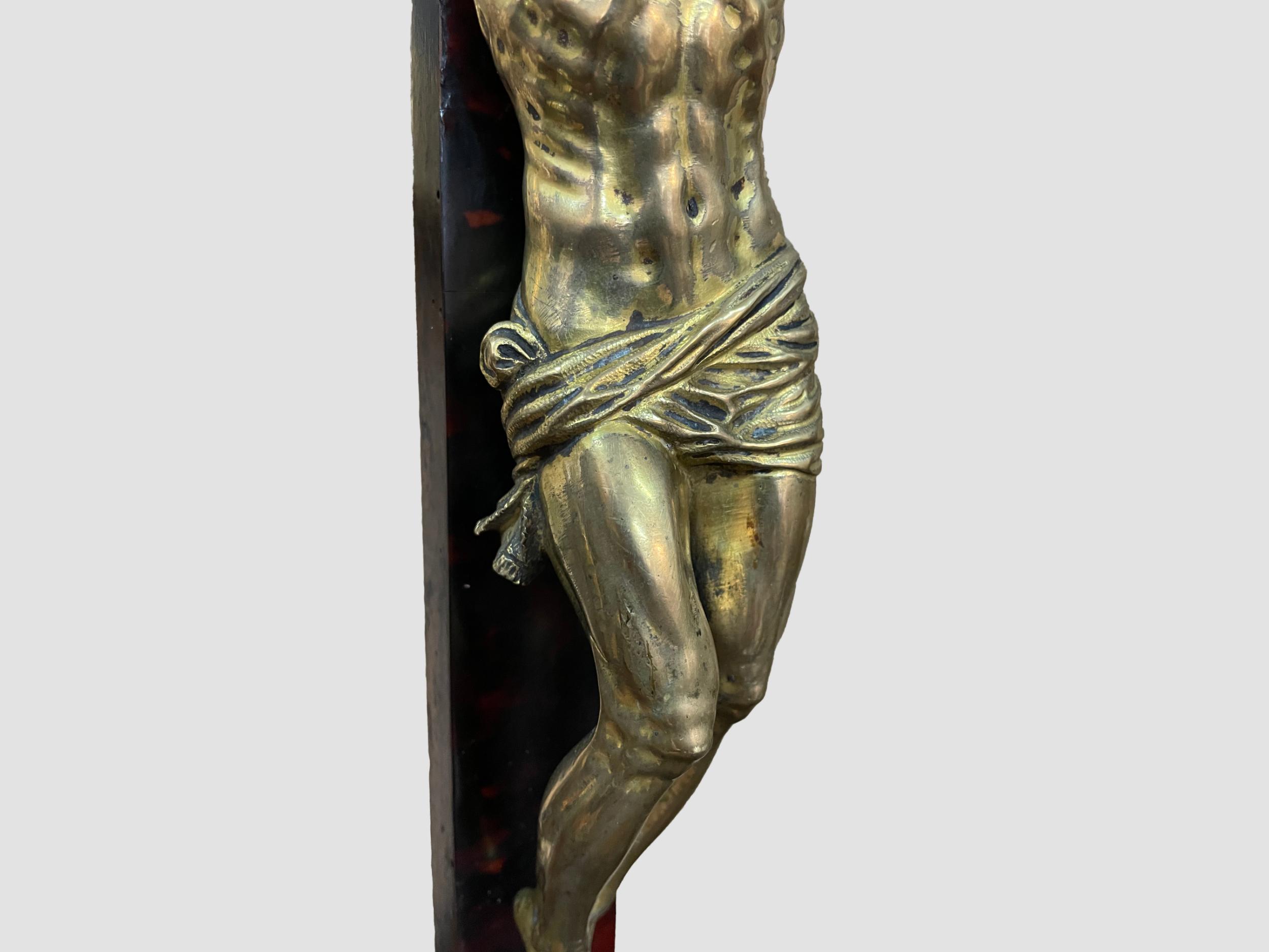 Corpus Christi, Savero da Ravenna 1496-1538 (Umkreis), Bronze - Image 9 of 9