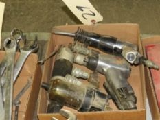 PNEUMATIC TOOLS, PUNCH & IMPACT WRENCHE