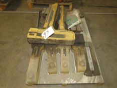 STRIPPIT SINGLE END PUNCHES