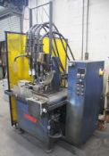 SUHNER TYPE LCA-SPECIAL 8-SPINDLE PRODUCTION DRILL