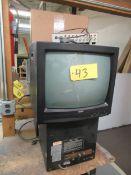 CCTV MONITORS CAMERAS SWITCHES ETC