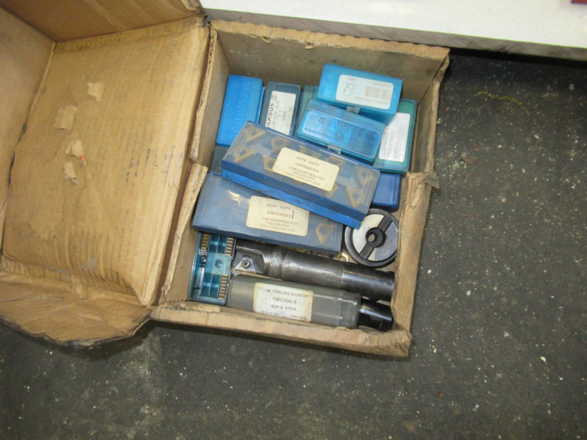 PALLET OF ASSORTED CARBIDE - Image 2 of 3