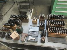 LOT OF LETTER & NUMBER PUNCHES