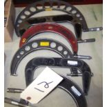 ( 5) ASSORTED MICROMETERS